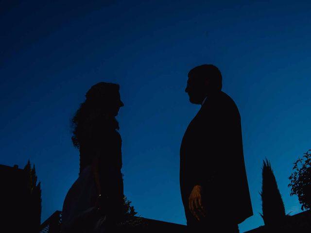 La boda de Alberto y Maria en San Sebastian De Los Reyes, Madrid 45