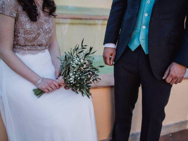 La boda de Alberto y Maria en San Sebastian De Los Reyes, Madrid 46