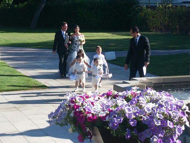 La boda de Fran y Eva en Madrid, Madrid 2