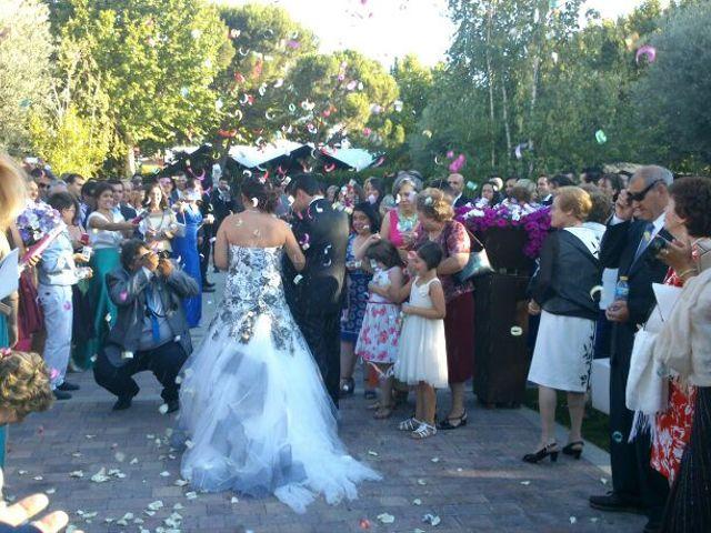 La boda de Fran y Eva en Madrid, Madrid 6