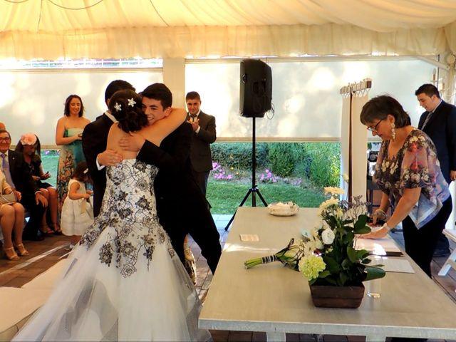 La boda de Fran y Eva en Madrid, Madrid 8