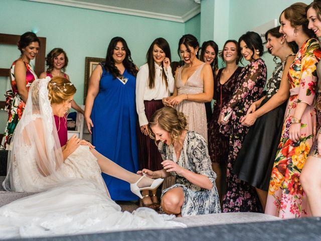 La boda de Salva y Tamara en Elx/elche, Alicante 9
