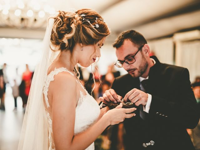 La boda de Salva y Tamara en Elx/elche, Alicante 21