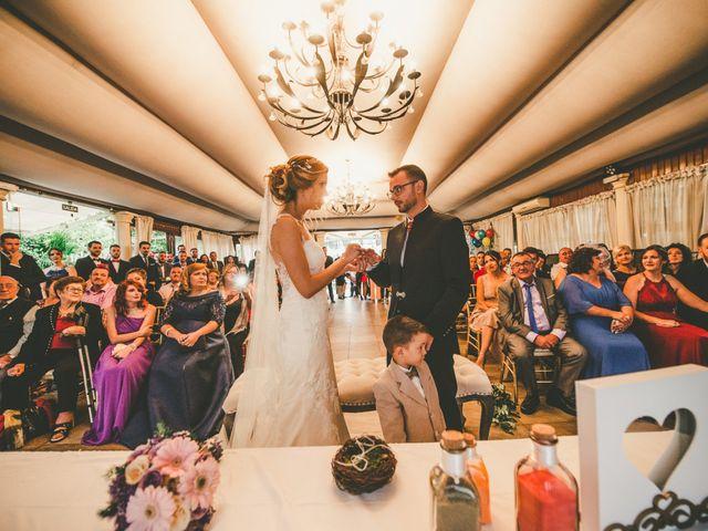 La boda de Salva y Tamara en Elx/elche, Alicante 22