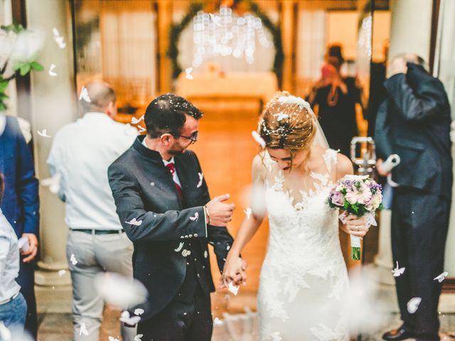 La boda de Salva y Tamara en Elx/elche, Alicante 27