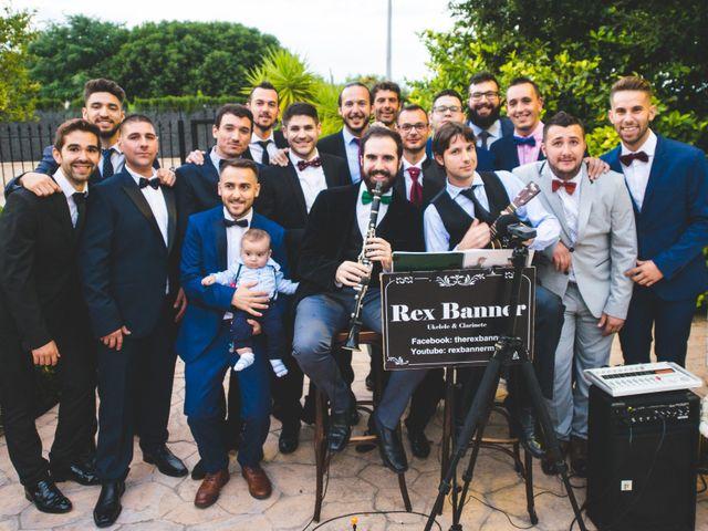 La boda de Salva y Tamara en Elx/elche, Alicante 28