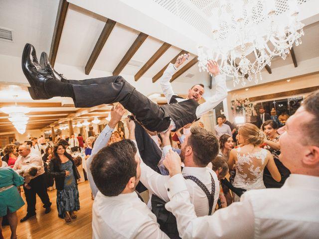 La boda de Salva y Tamara en Elx/elche, Alicante 45