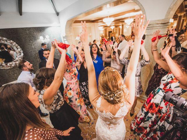 La boda de Salva y Tamara en Elx/elche, Alicante 37
