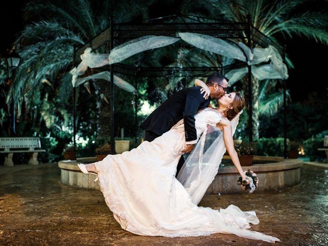 La boda de Salva y Tamara en Elx/elche, Alicante 54