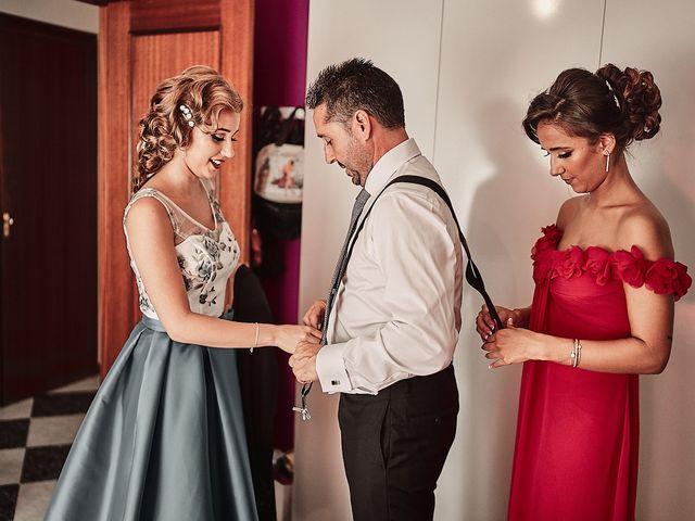 La boda de Juanmi y Anabel en Granada, Granada 9