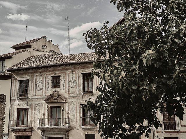 La boda de Juanmi y Anabel en Granada, Granada 30
