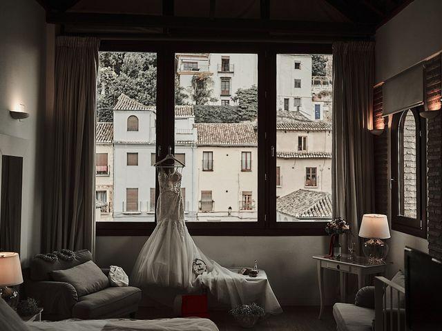 La boda de Juanmi y Anabel en Granada, Granada 33
