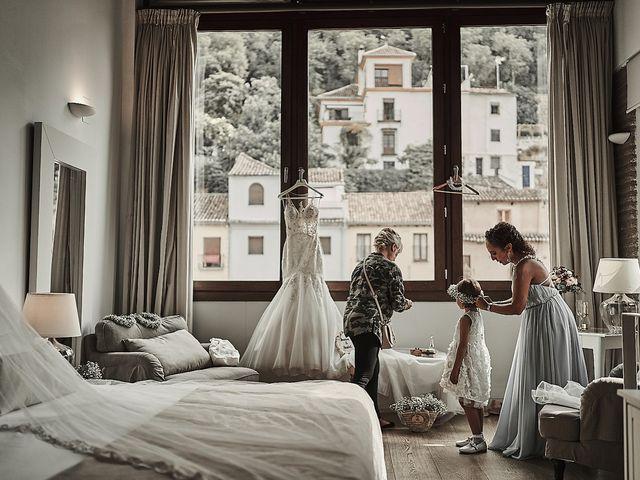 La boda de Juanmi y Anabel en Granada, Granada 34