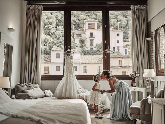 La boda de Juanmi y Anabel en Granada, Granada 36