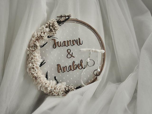 La boda de Juanmi y Anabel en Granada, Granada 37