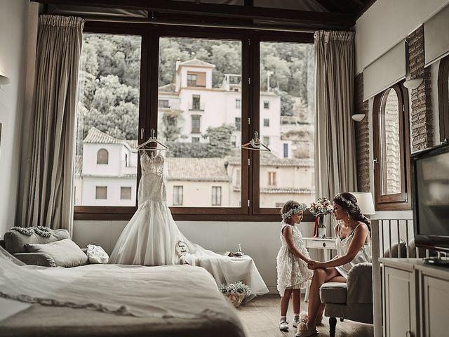 La boda de Juanmi y Anabel en Granada, Granada 38