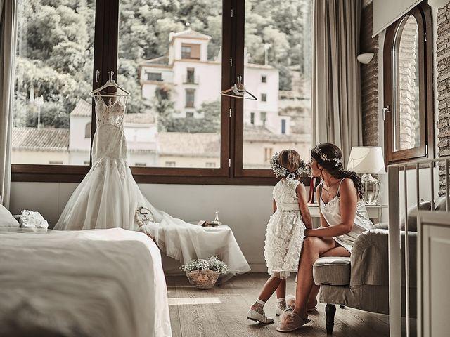La boda de Juanmi y Anabel en Granada, Granada 39
