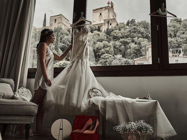 La boda de Juanmi y Anabel en Granada, Granada 42
