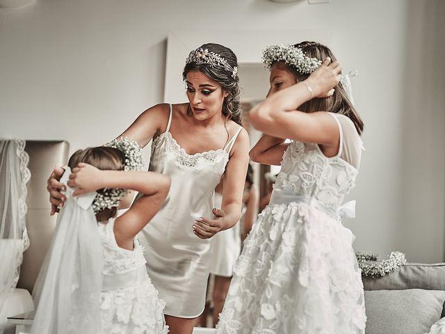 La boda de Juanmi y Anabel en Granada, Granada 56