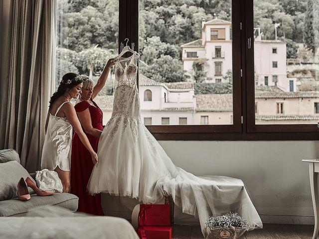 La boda de Juanmi y Anabel en Granada, Granada 62