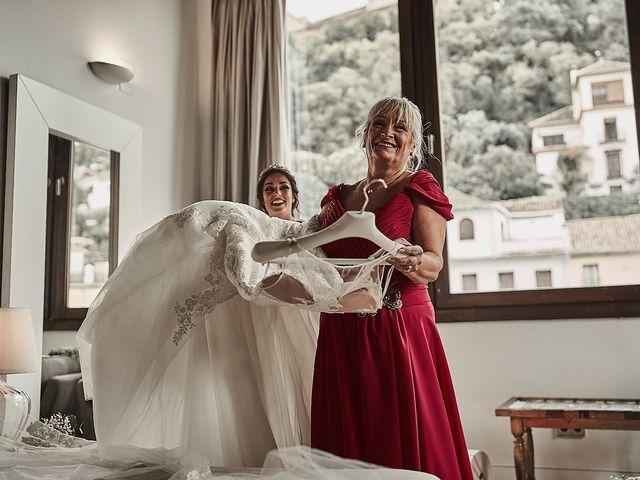 La boda de Juanmi y Anabel en Granada, Granada 63