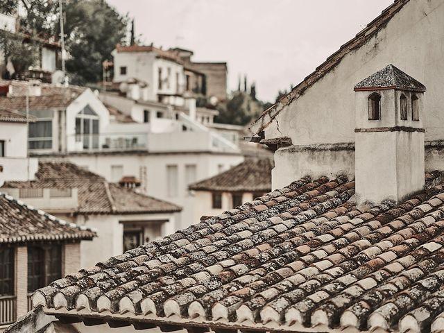 La boda de Juanmi y Anabel en Granada, Granada 67