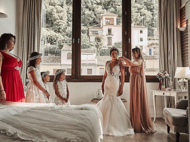 La boda de Juanmi y Anabel en Granada, Granada 74