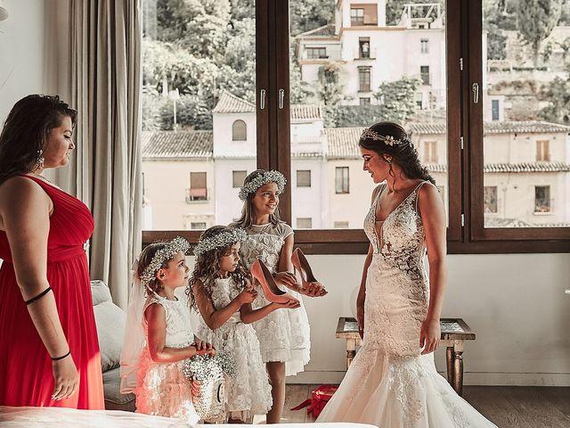 La boda de Juanmi y Anabel en Granada, Granada 76