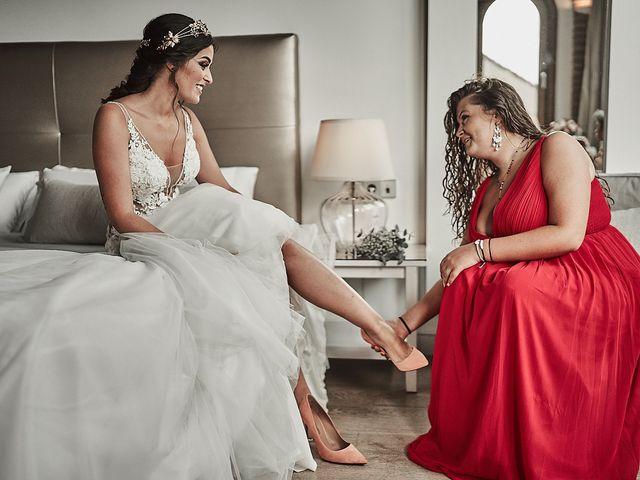 La boda de Juanmi y Anabel en Granada, Granada 77