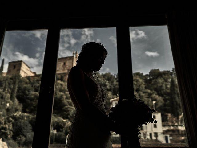La boda de Juanmi y Anabel en Granada, Granada 93