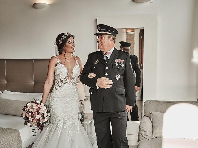 La boda de Juanmi y Anabel en Granada, Granada 106