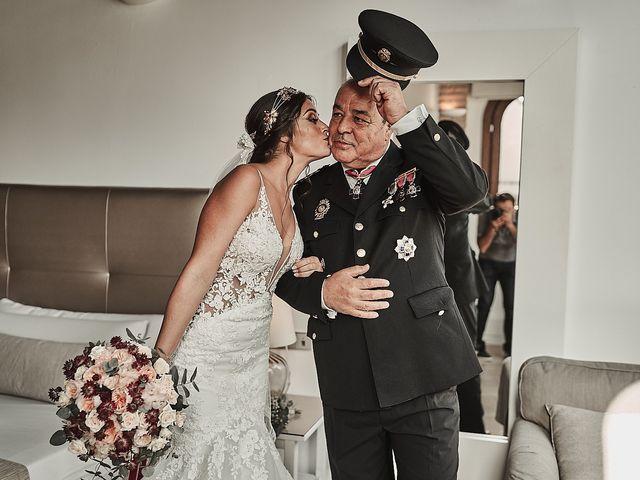 La boda de Juanmi y Anabel en Granada, Granada 107