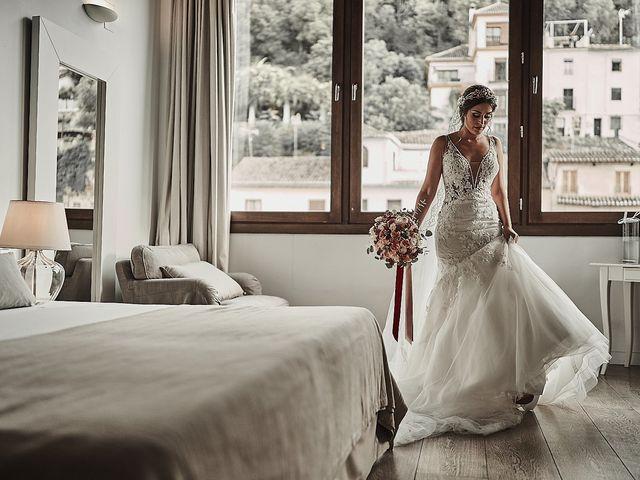 La boda de Juanmi y Anabel en Granada, Granada 114