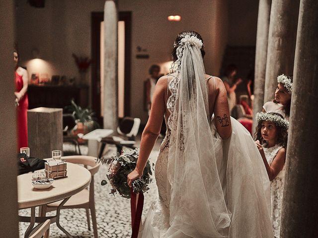 La boda de Juanmi y Anabel en Granada, Granada 115