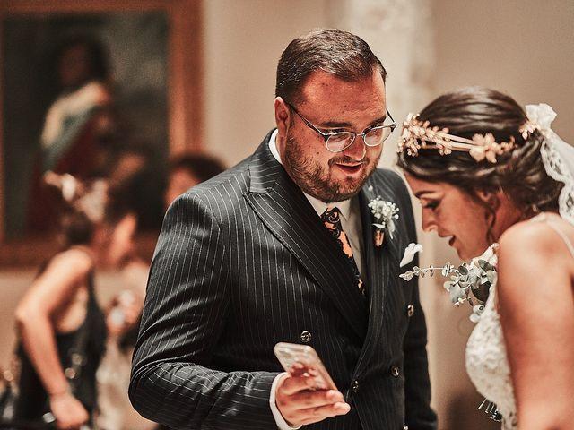 La boda de Juanmi y Anabel en Granada, Granada 118