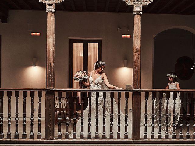 La boda de Juanmi y Anabel en Granada, Granada 120