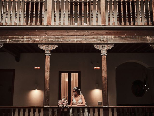 La boda de Juanmi y Anabel en Granada, Granada 123