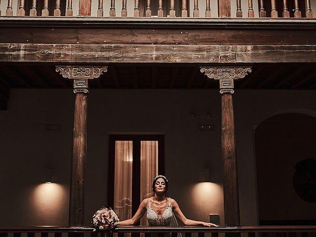 La boda de Juanmi y Anabel en Granada, Granada 124