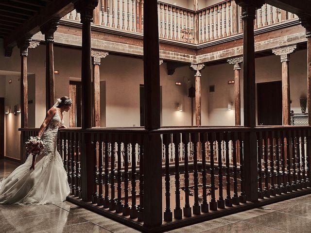 La boda de Juanmi y Anabel en Granada, Granada 128