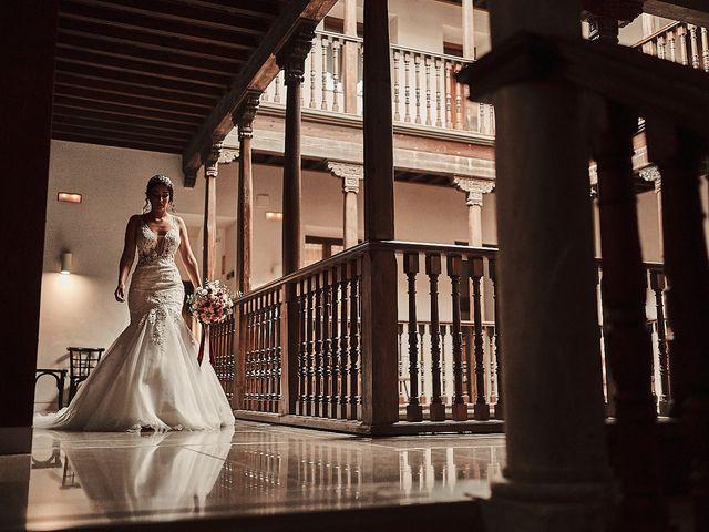 La boda de Juanmi y Anabel en Granada, Granada 129