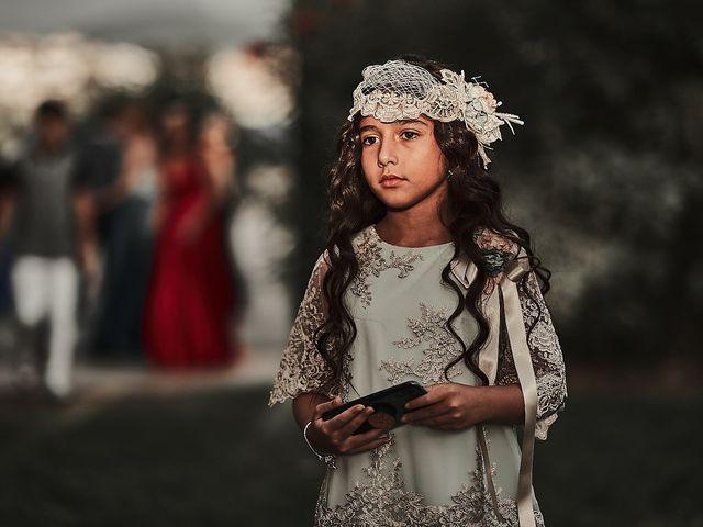 La boda de Juanmi y Anabel en Granada, Granada 140