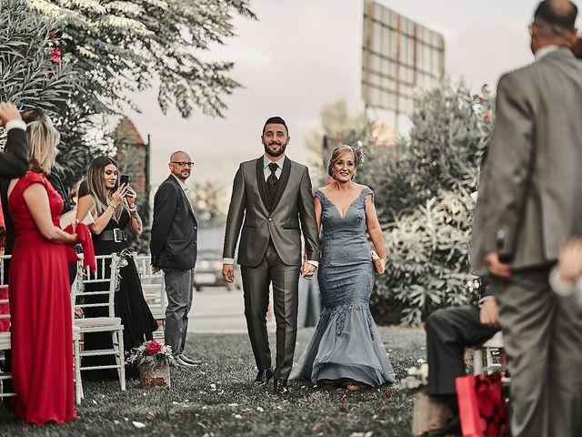 La boda de Juanmi y Anabel en Granada, Granada 149