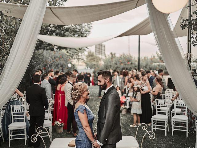 La boda de Juanmi y Anabel en Granada, Granada 154