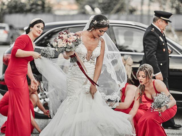 La boda de Juanmi y Anabel en Granada, Granada 160