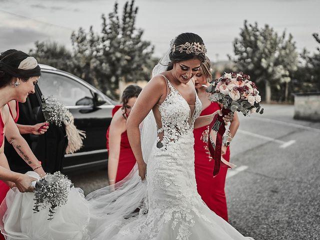La boda de Juanmi y Anabel en Granada, Granada 161