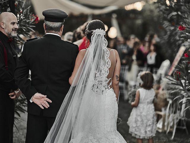 La boda de Juanmi y Anabel en Granada, Granada 163