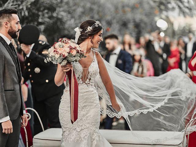 La boda de Juanmi y Anabel en Granada, Granada 167