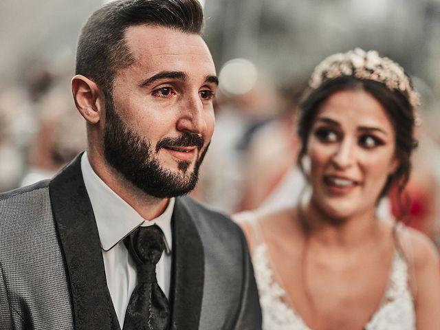 La boda de Juanmi y Anabel en Granada, Granada 172