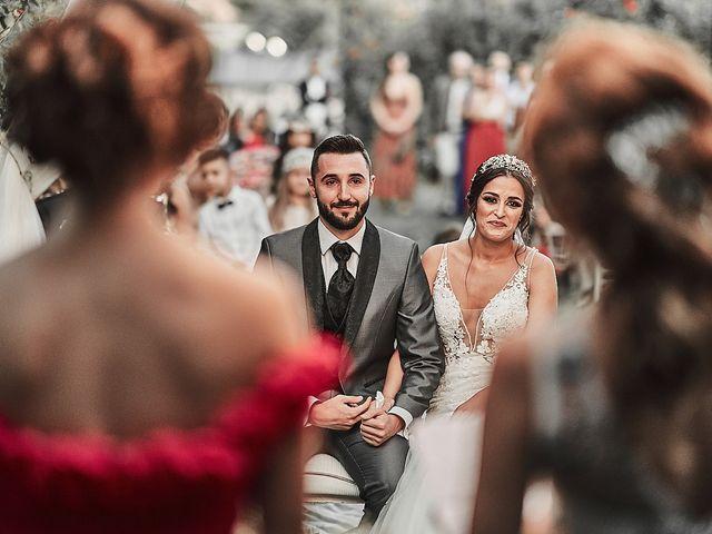 La boda de Juanmi y Anabel en Granada, Granada 175