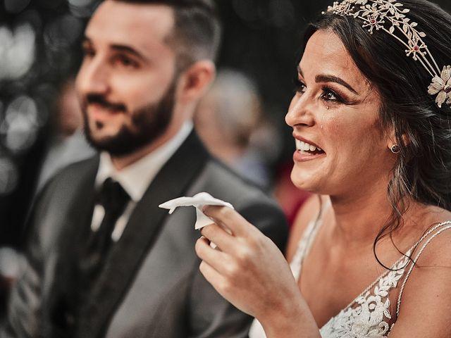 La boda de Juanmi y Anabel en Granada, Granada 176